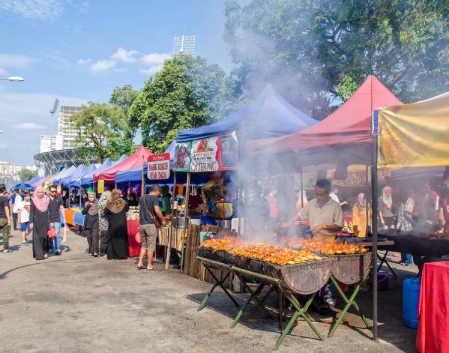 Annuar Musa: Modified 'Bazaar Ramadan' this year