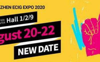 China's biggest Vape Expo IECIE is announcing its new date in August