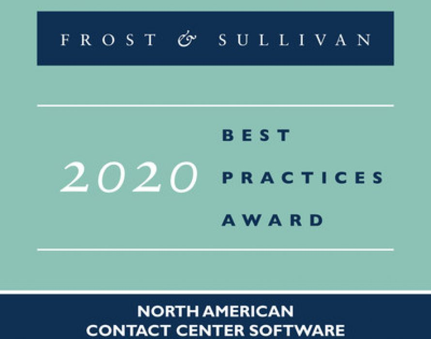 Cicero Recognized with Enabling Technology Leadership Award by Frost & Sullivan for its Product Line Strength and Customer Impact