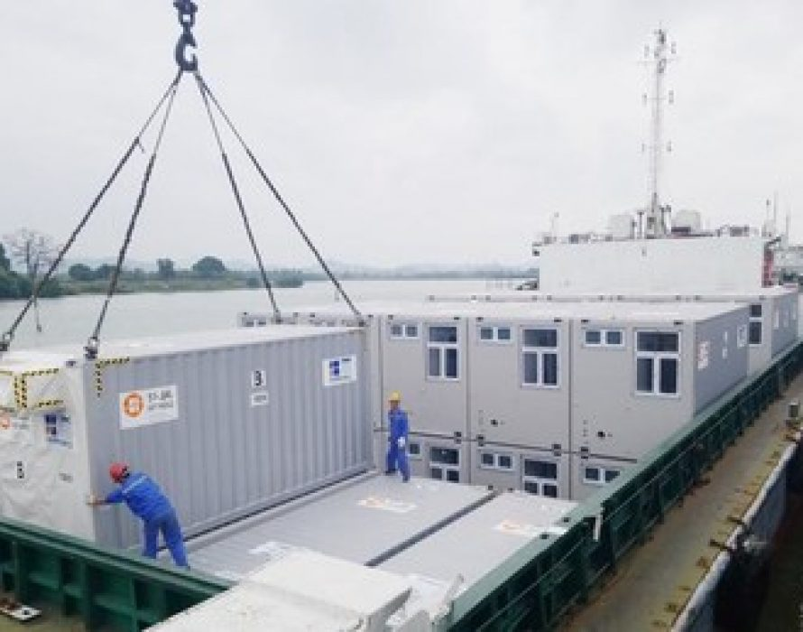 CIMC Modular Building Systems set up temporary quarantine facilities for HK