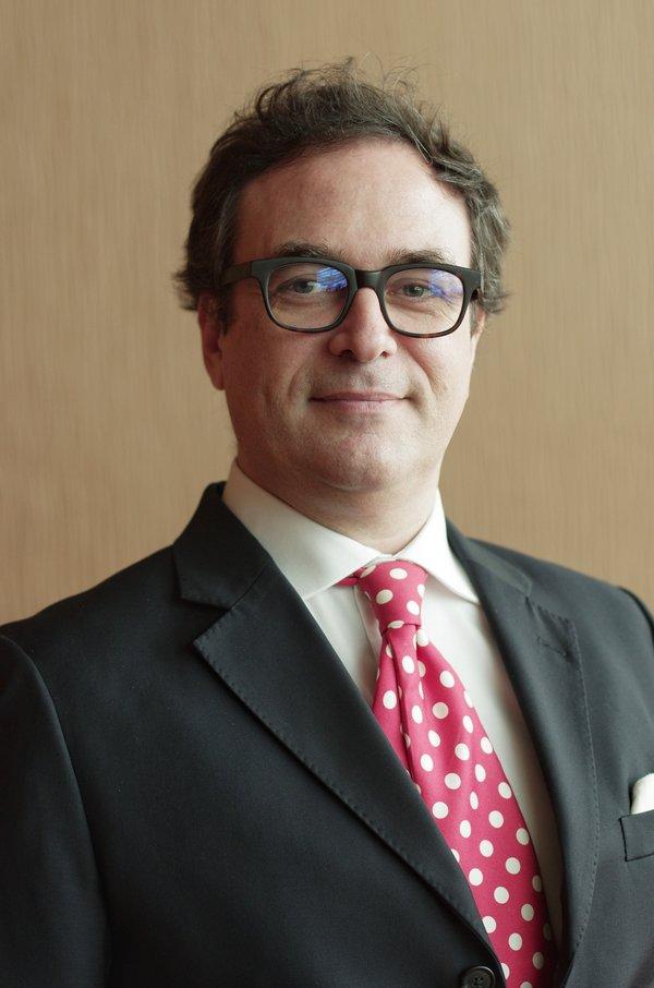 Ivan Ferrari, Event Director, ConnecTechAsia