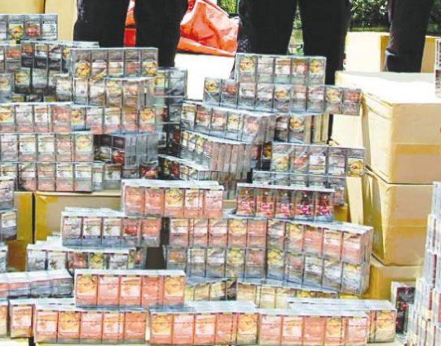 Customs dept seizes 10.9 million sticks of white cigarettes, tax amounting RM7.3 million not paid