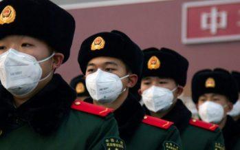 Chinese diplomat: US military brought coronavirus to Wuhan (conspiracy theory)