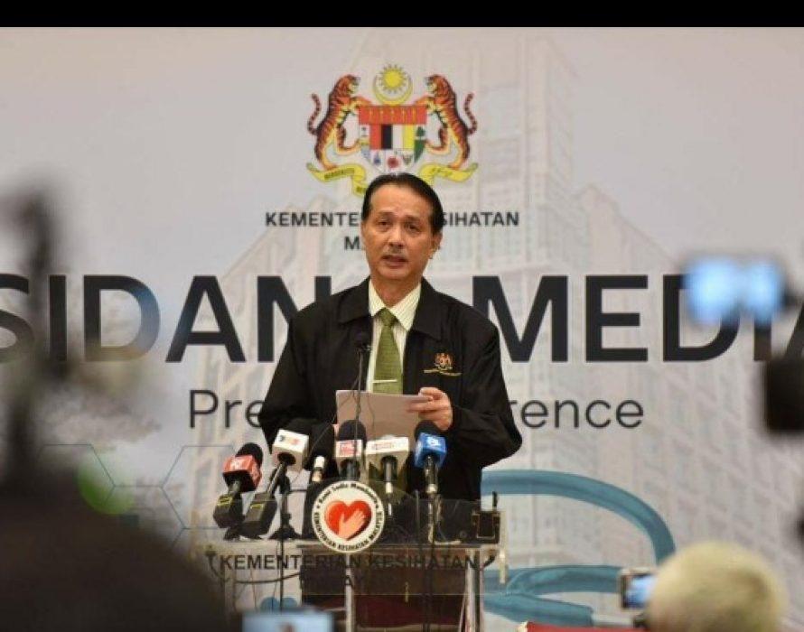 Hisham: WHO choose Malaysia to test COVID-19 medicine