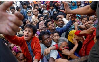 Delhi's displaced scrape a living after deadly riots