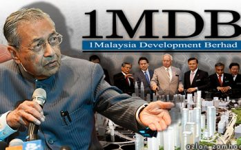 Dr M: US should 'think twice' before returning 1MDB funds to M'sia