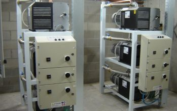 Elmo Rietschle Vacuum Pumps — Powering Crucial Medical Central Negative Pressure Systems