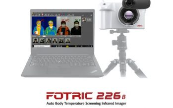FOTRIC's Infrared Thermal Imaging Technology