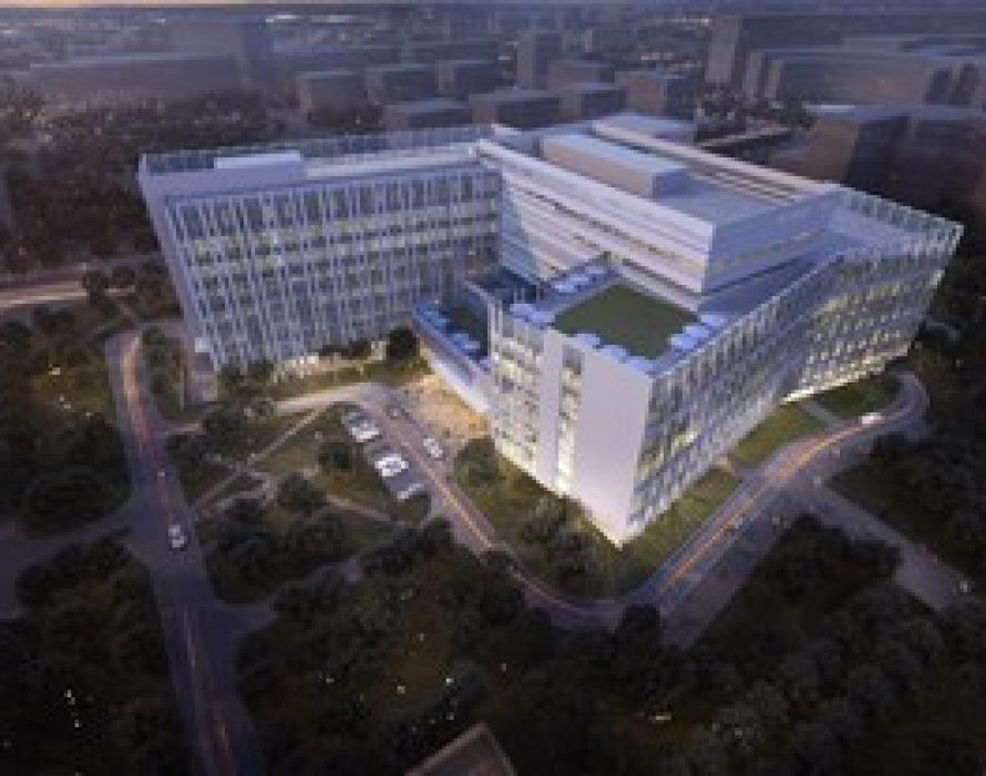 GoBroad Healthcare Group Commences Construction of its Research Hospital in Beijing