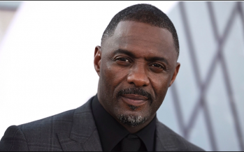 Actor Idris Elba down with COVID-19
