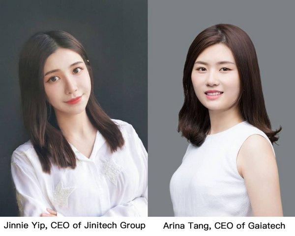 CEO of Jinitech Group & Gaiatech