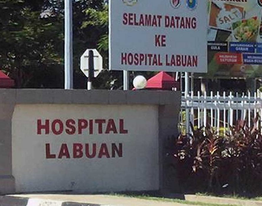Labuan Hospital: PUI transferred to new quarantine centre
