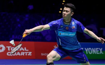 Zii Jia's All England run ends in semis