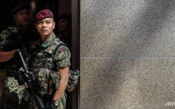 Defence Force Chief denies military allowed to beat up people