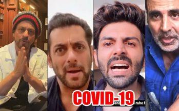 From Akshay Kumar to Salman Khan, Bollywood stars contribute to fight COVID-19