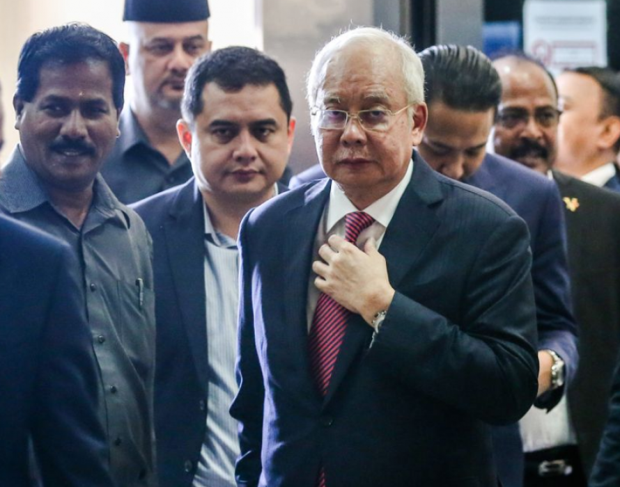 MCO: High court reschedule Najib's hearing to April 29