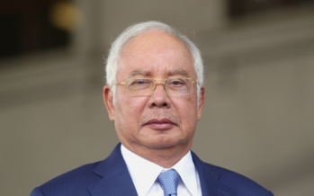 Najib: 'Thank you Pakatan for destroying the country's economy'