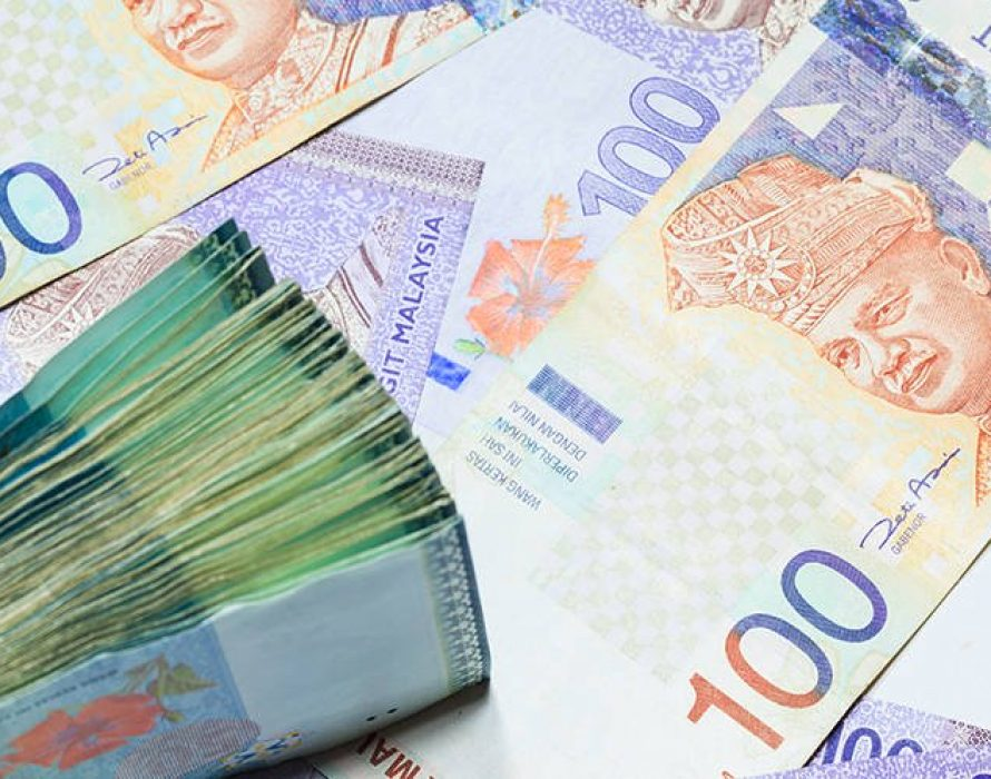 Ringgit opens slightly lower against US dollar