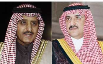 Saudi Arabia detains two senior royals, including King's brother