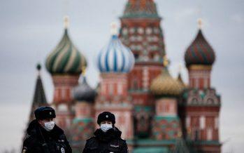 Russian regions join coronavirus lockdown as toll rises