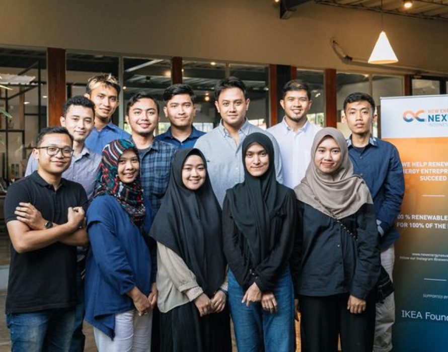 Supporting Smart Grid with Renewable Energy, 6 Top Startups Were Selected for the New Energy Nexus Indonesia's Incubation and Acceleration Program