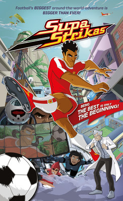 The Leading Football Series 'Supa Strikas' from Moonbug to ...
