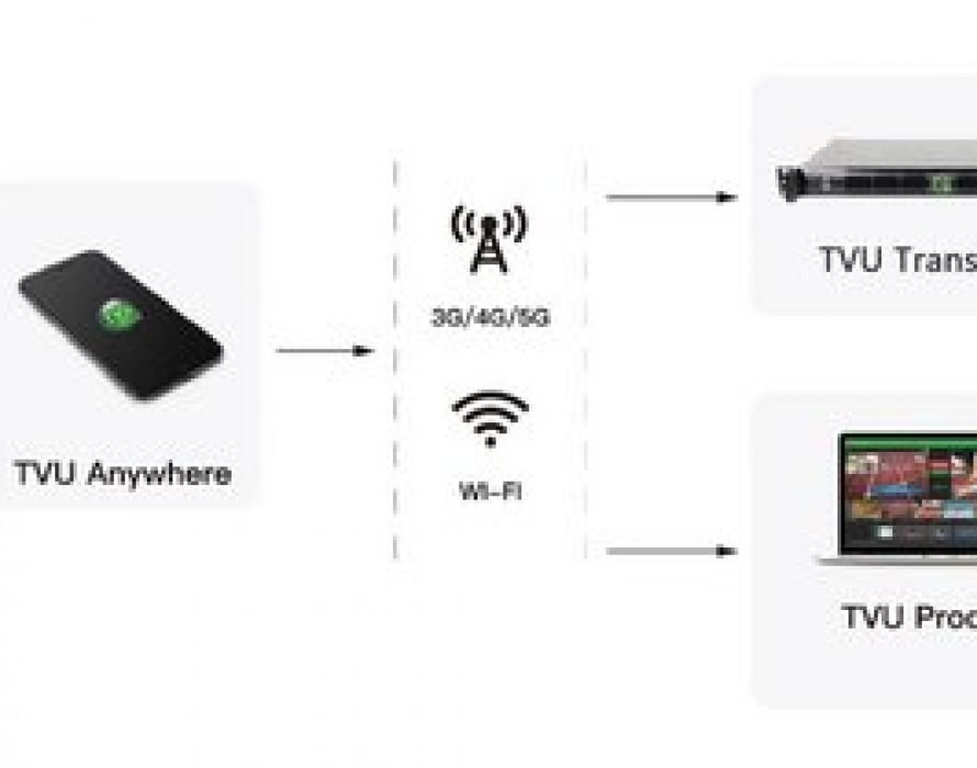 TVU Networks releases the Mobile Live Solution – A more flexible, convenient, and cost-effective way to live broadcast