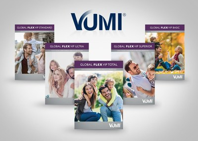VUMI® Global Flex VIP, a new plan created for residents of Africa, Asia and other markets.