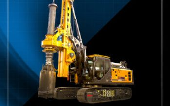 XCMG Foundation Brings Flagship Drilling Rigs to CONEXPO-CON/AGG 2020
