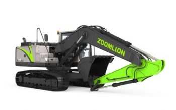 Zoomlion Brings 5G Earthmoving Remote Operation Experience to CONEXPO-CON/AGG 2020