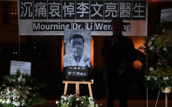 Wuhan official urges vigilance as China plans to mourn coronavirus 'martyrs'