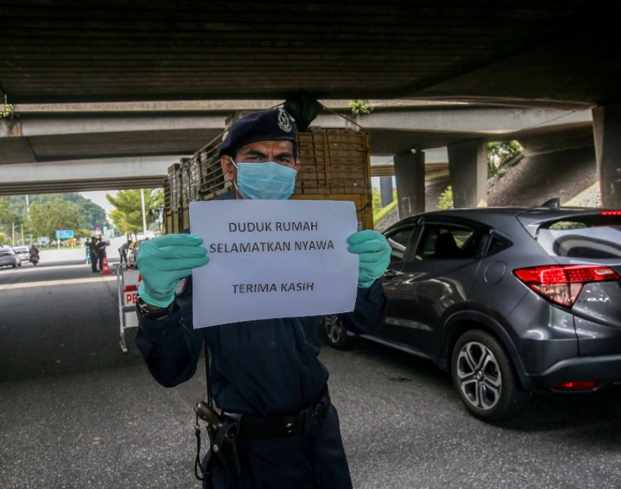 5,700 policemen ready to enforce CMCO in Perak