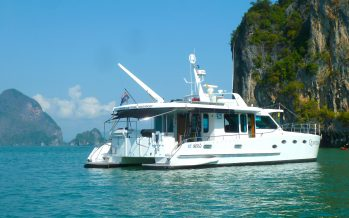 MMEA inspects 10 foreign yachts in Langkawi, prohibits crew from landing