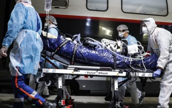 France's coronavirus death toll rises to 13,832