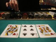 Couple harassed over son's gambling debts