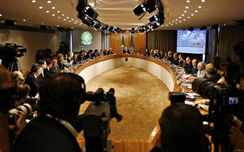 Brazil government, banks in talks about bailing out companies