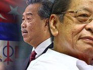 "Lim: Muhyiddin should address ""elephant in the room"""