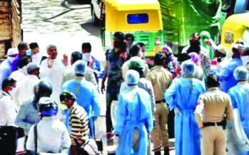 Covid 19: Health officials attacked in Indore during contact tracing