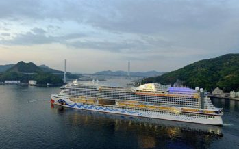 Japan's Nagasaki confirms 33 coronavirus cases on cruise ship docked for repairs