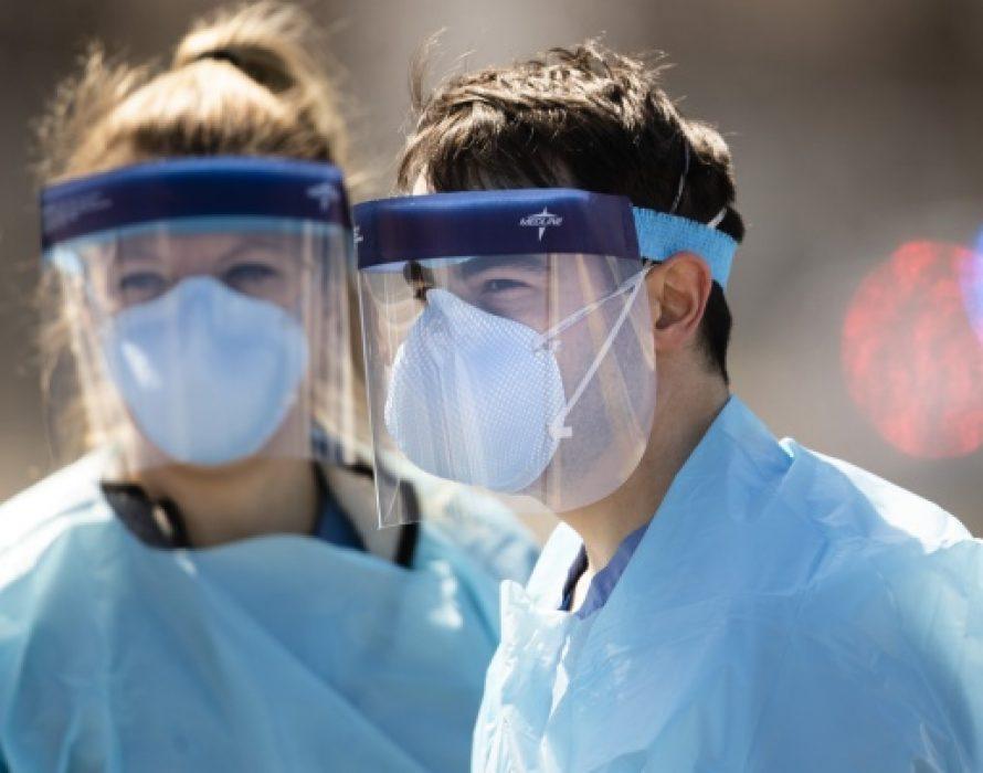Most Americans huddle indoors as coronavirus deaths keep spiking