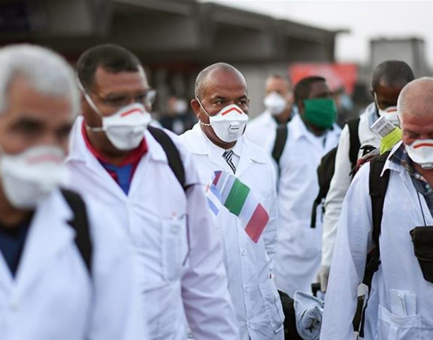 Cuba's Covid-19 medical brigades are not medical diplomacy: They are international solidarity at its finest