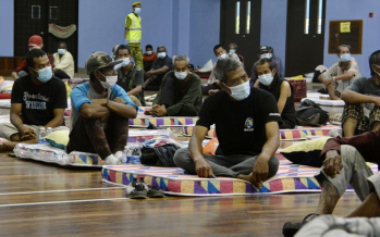Homeless people in KL to be offered jobs after MCO