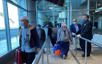 6,749 Malaysians' stranded in 51 countries returned home