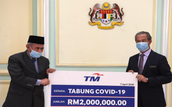 Muhyiddin receives RM 4 million, bringing total at RM 22.6 million