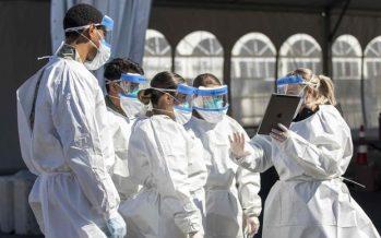 In grim milestone, United States logs world's highest coronavirus death toll