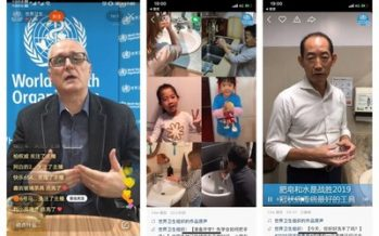 Official platforms are turning to Kuaishou in bid to get the message across to a broader population