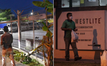 Singapore identifies another dormitory as a new cluster
