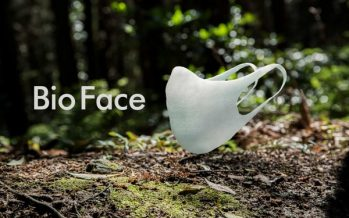 TBM and Bioworks to start accepting pre-orders for Bio Face, a washable and reusable antibacterial face mask made of biomass-based yarn