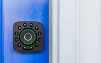 Touchless Entry with Ultraloq U-Bolt Pro Smart Lock and Donation Program