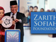 Singapore charitable foundation donates RM1 million to help Malaysia